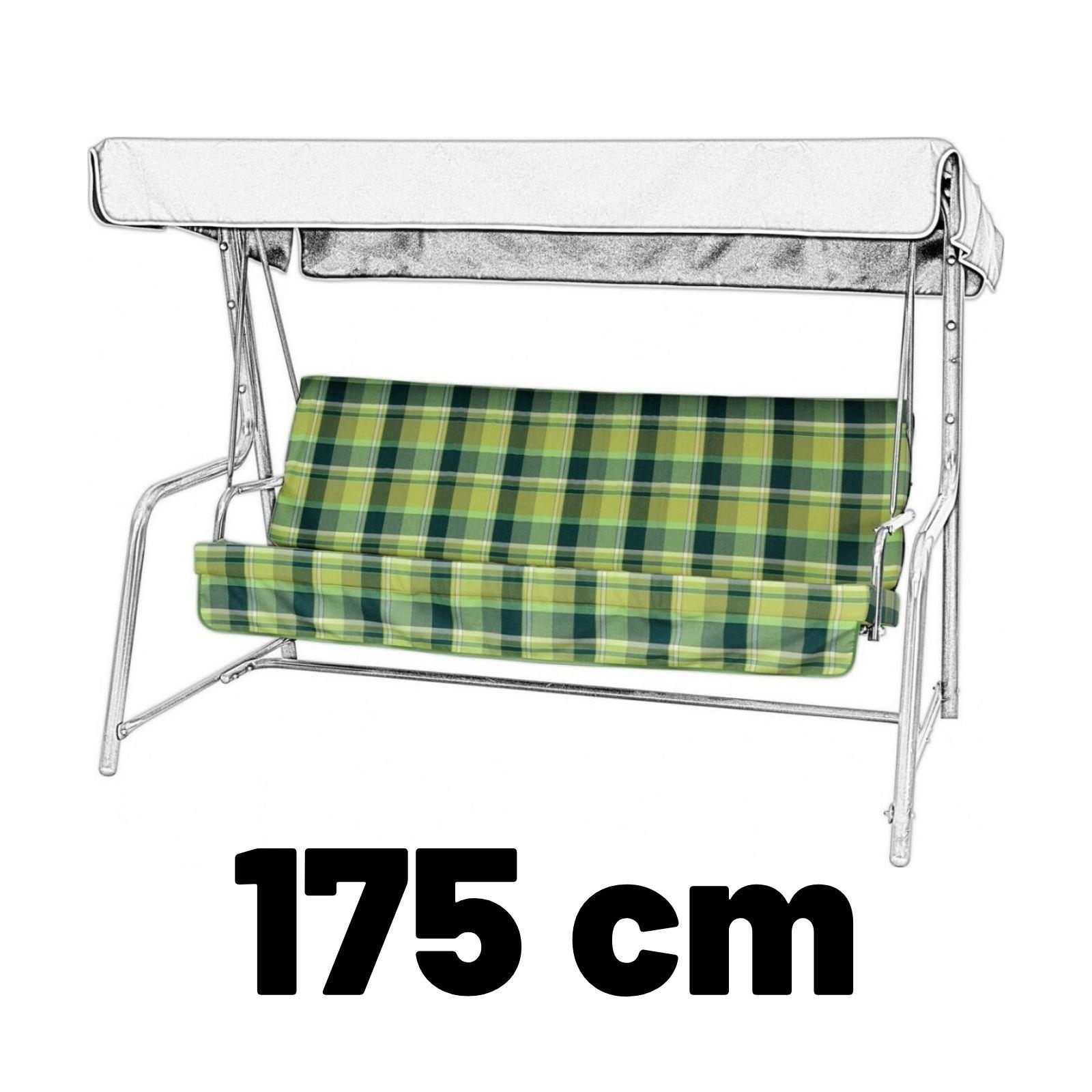 Poduszki na huśtawkę ogrodową Sklep.ampo.pl